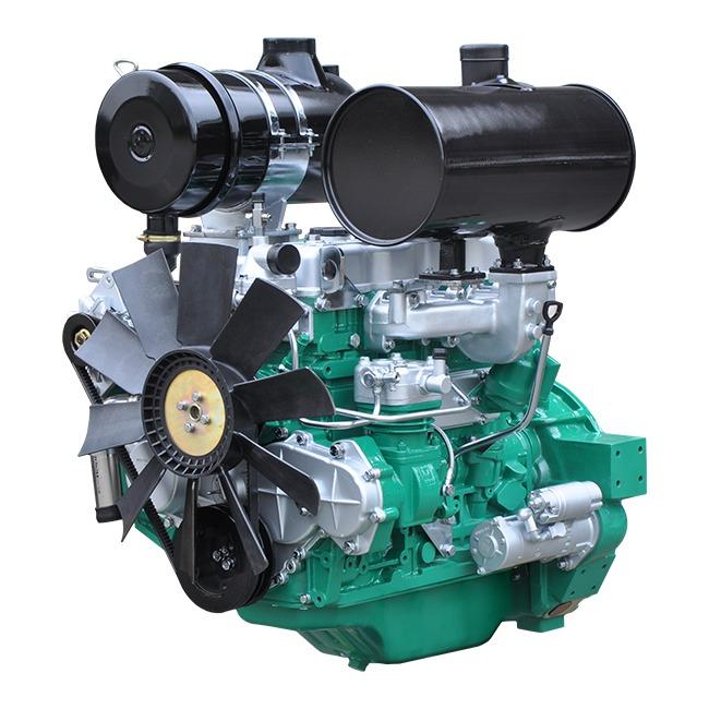 EURO I Vehicle Engine 4DX series