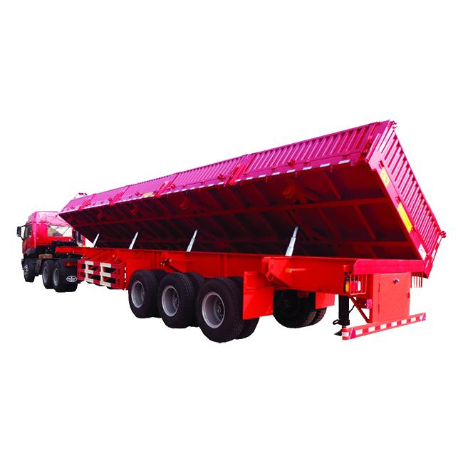 Dump Semi-trailer