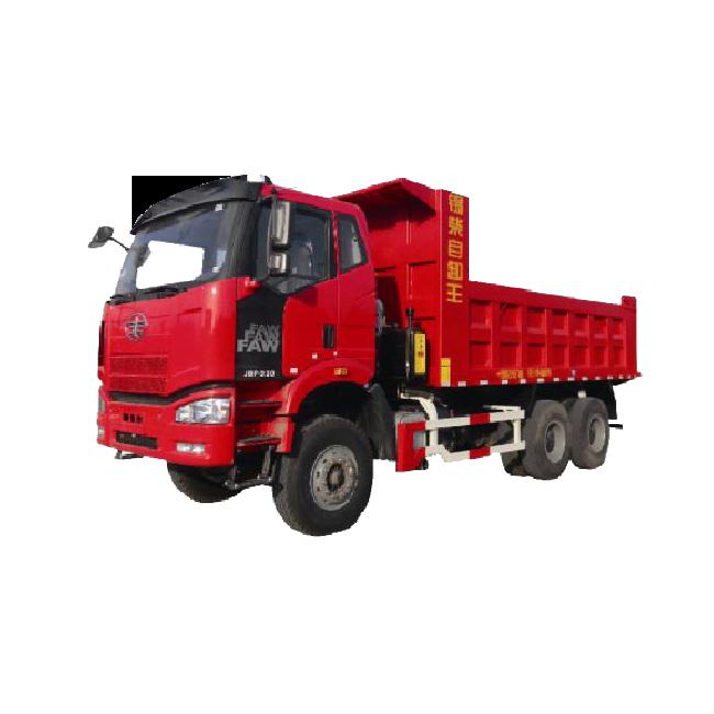 [Dump Truck]Cab Over Engine Truck 6x4 Common Site